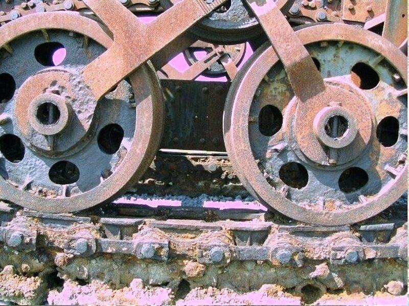 Паровой трактор Хорнсби, 21 век. 05jpg.jpg