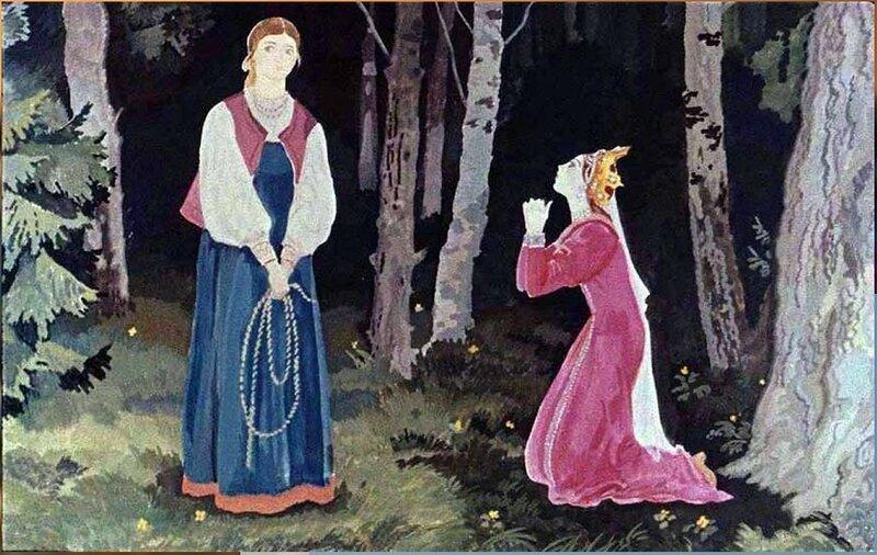 Сказка о царевне и богатырях... Пушкин. 02.jpg