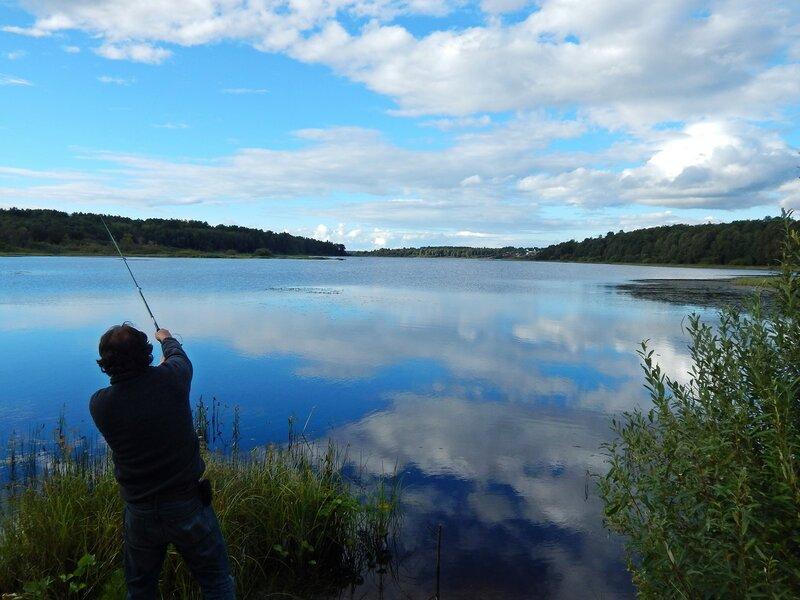 Ловись рыбка !