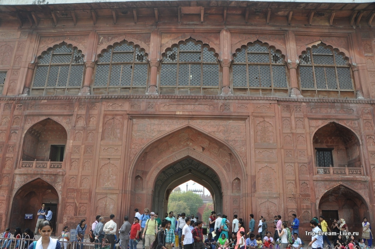 Ворота Лахор или Лахорские ворота