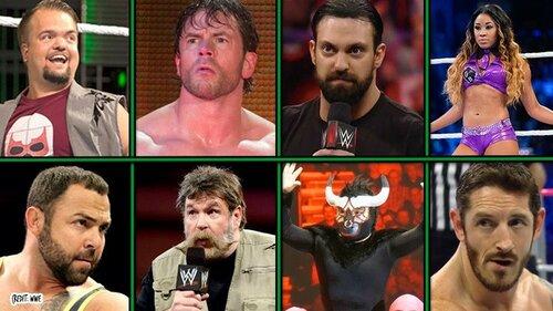 Post image of [VS-Подкаст] #173: Обзор уволенных из WWE