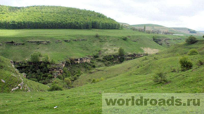 Кабардинское ущелье