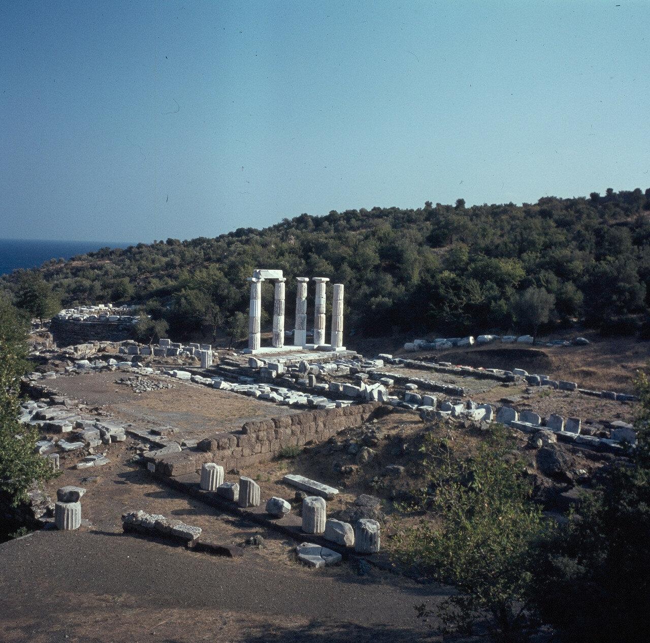 Самофракия. «Святилище великих богов». 1964