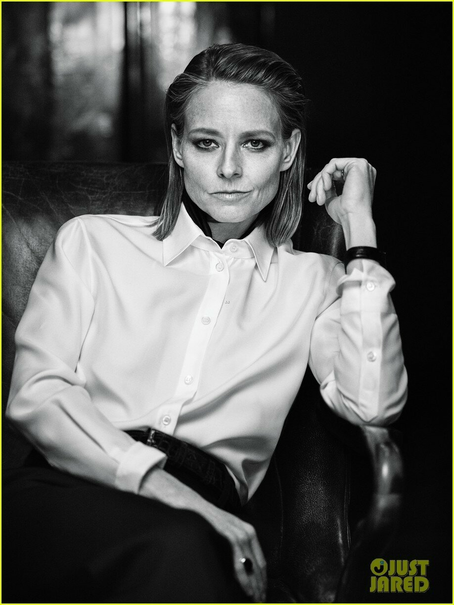 Jodie Foster est une lesbienne