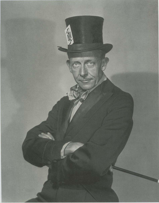 «Безумный Шляпник» (автопортрет Уильяма Мортенсена)