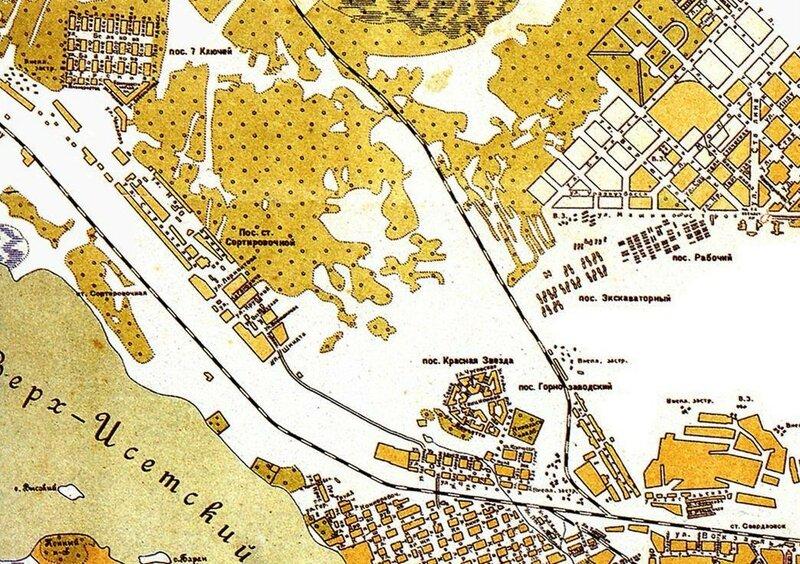 карта Сортировки