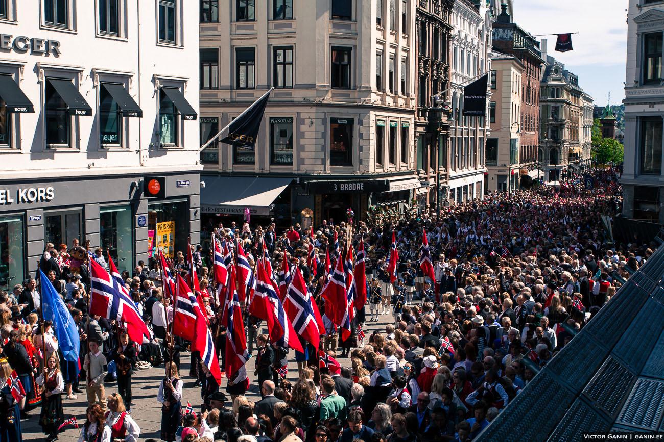 Картинки населения норвегии
