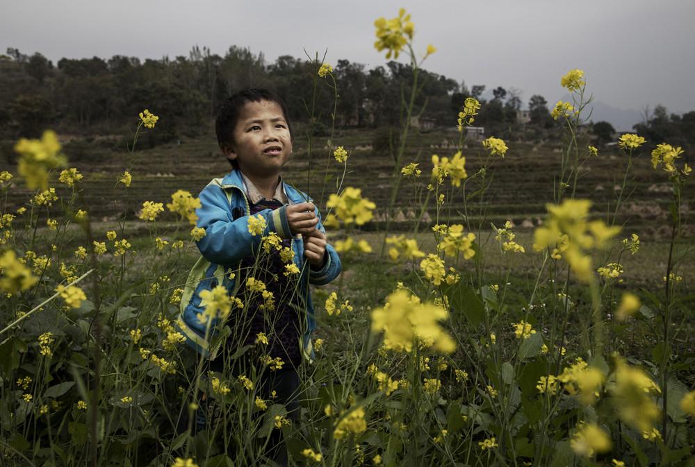 Брошенные дети Китая