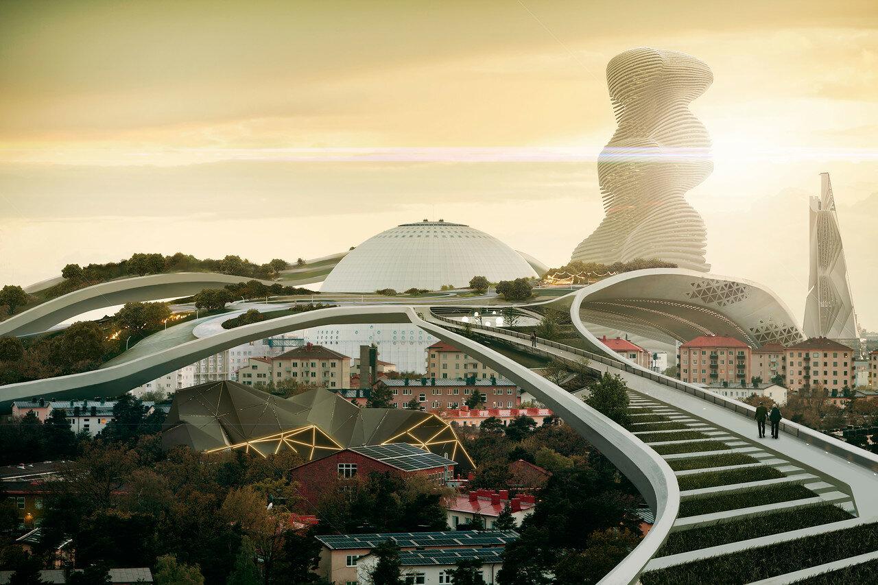 DeusEx: Stockholm 2029