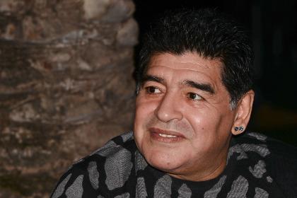 Марадона признал очередного внебрачного ребенка