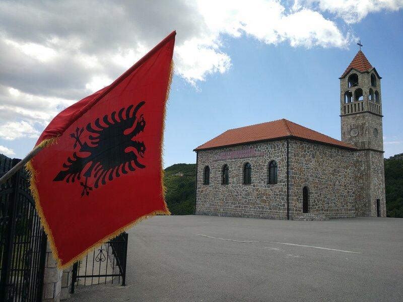 Каньон реки Циевна и Грло Соколово