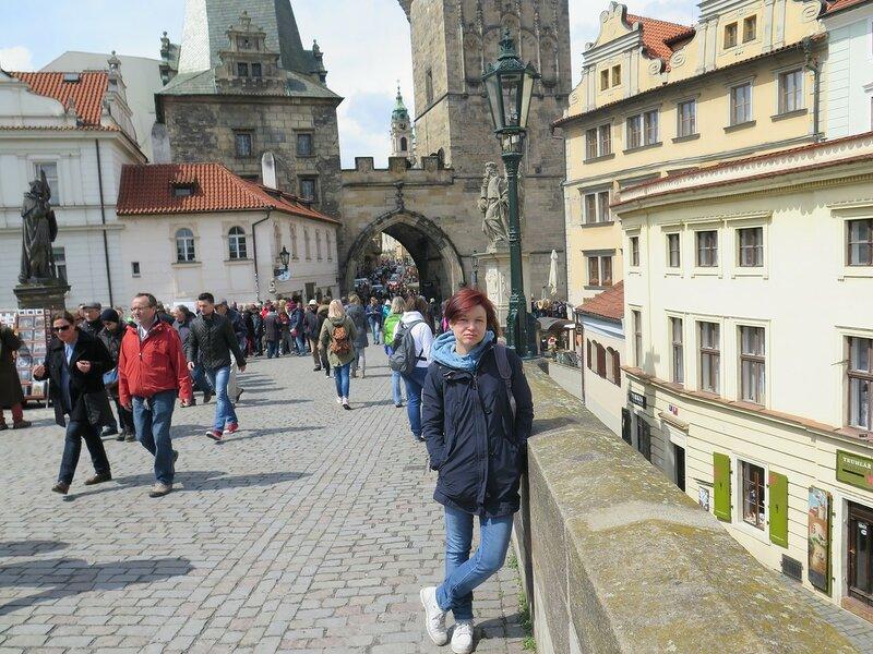 Предельно краткий отчет о поездке в чехию