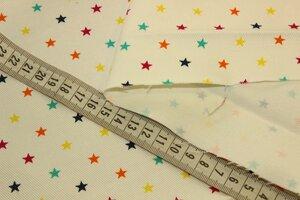 ФТ034 750руб-м Джинса стрейч с милейшими маленькими звездочками,ткань мягкая,приятная,отлично тянется,держит форму,для брюк,юбок,платьев,жакетов,тренчей,детской одежды,ширина 1,50м,хлопок 97%,эластан 3% (3).JPG