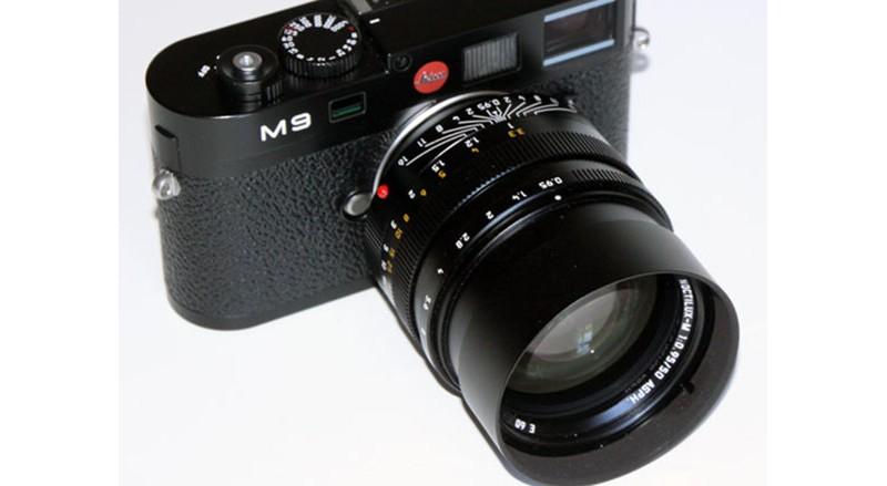 7. Скорость и точность: Leica Noctilux-М 50 мм F/0.95 Немецкая компания, известная своей высококачес