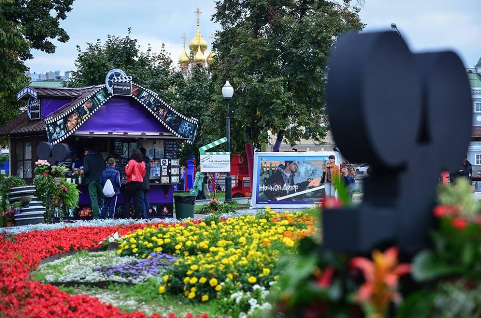 Стоп! Снято! Как Москва превратилась в огромную съемочную площадку (9 фото)