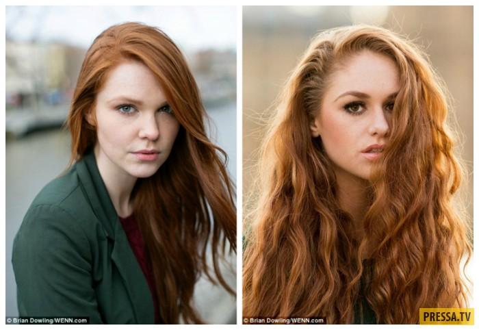 Ифа из Ирландии (слева) и Элейн из Калифорнии (справа).