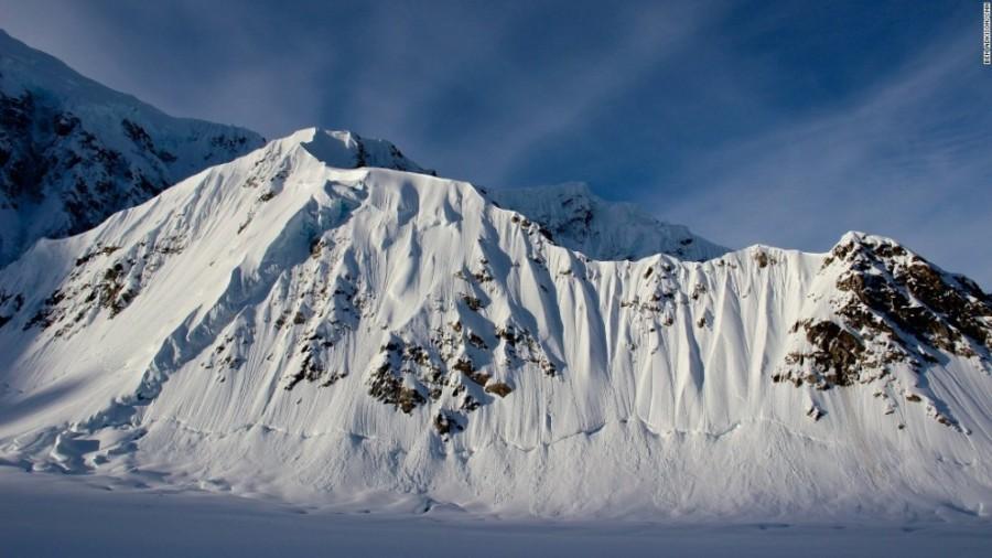 Восхождение на гору Мак-Кинли на Аляске (11 фото)