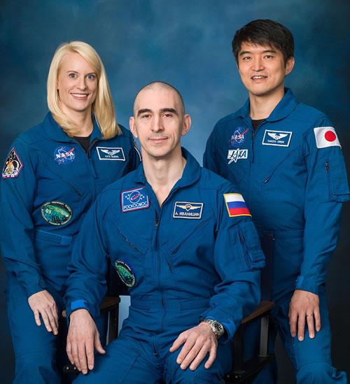 Русский космонавт Иванишин проголосовал наМКС