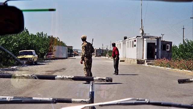 Узбекистан иКиргизия начали обследование неоднозначных участков границы