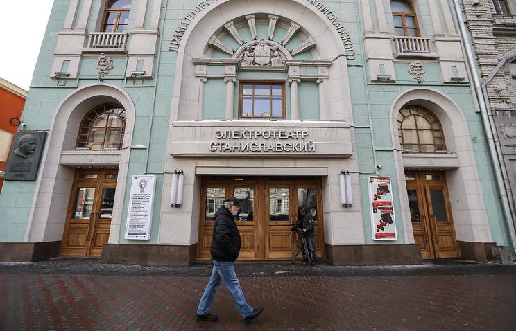 В столице России откроют малую сцену Электротеатра «Станиславский»