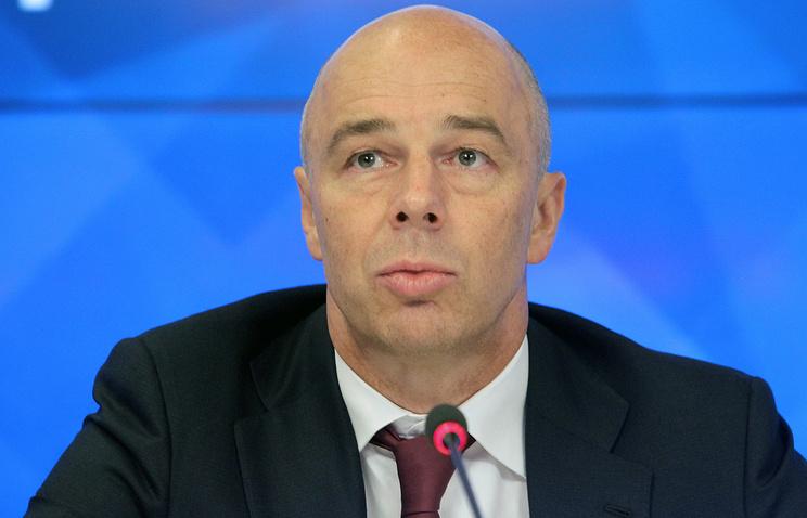 Силуанов: Российская Федерация готова кконструктивному разговору поукраинскому долгу
