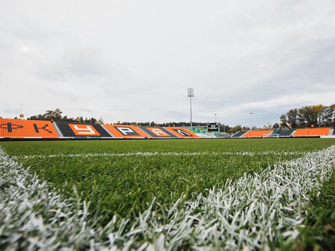 Матч «Урала» с«Амкаром» разрешили провести вЕкатеринбурге