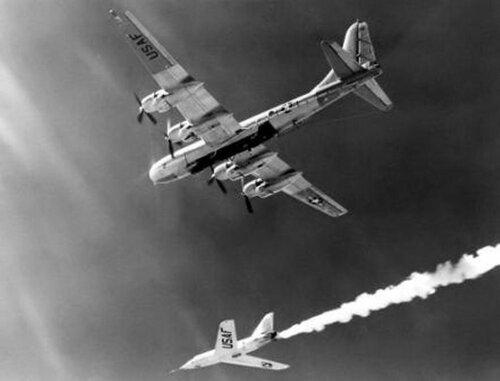 Как ВВС США сбросили атомную бомбу на... территорию США