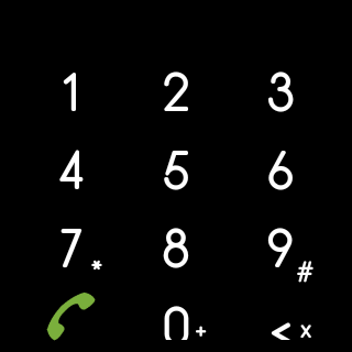 Hand Dialer