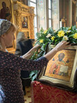 21 мая флористы украсили Свято-Троицкий кафедральный собор ко дню памяти святителя Николая, архиепископа Мир Ликийских, чудотворца.