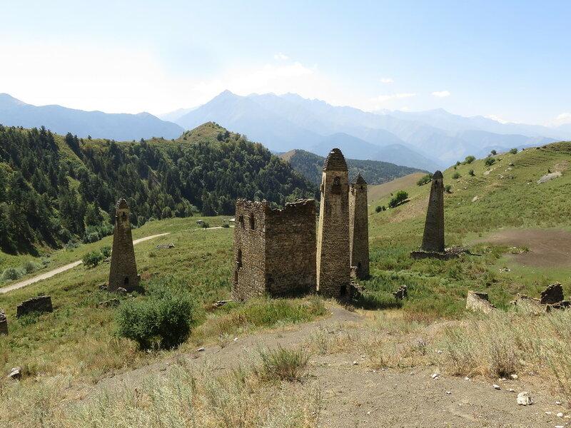 Башни селения Ний