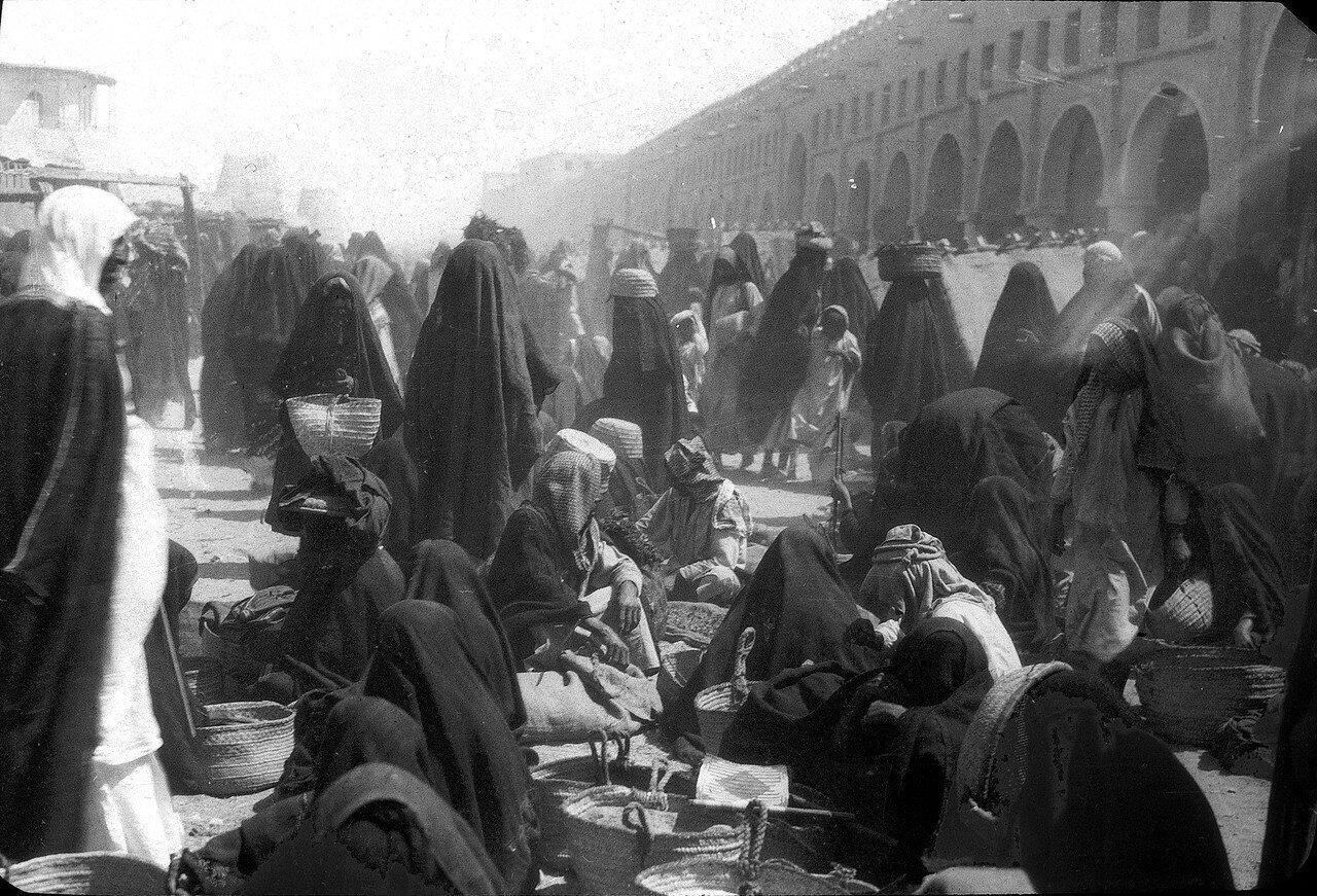 Саудовская Аравия. Эль-Хуфуф, Рынок