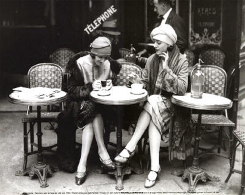 1948. Блошиный рынок