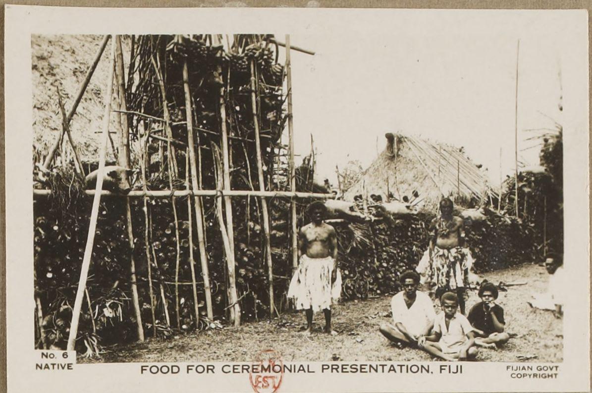 Еда для ритуальной церемонии