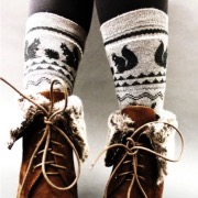 Носки и сапожки