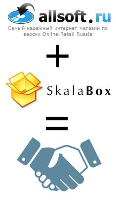 allsoft + skalabox = partnership
