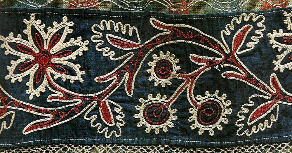 Вышивка еврейский орнамент 62