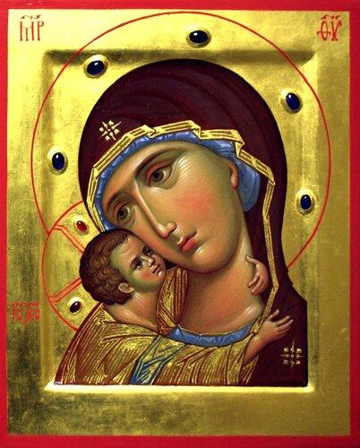 Картинки по запросу Игоревская икона божией матери греческого письма