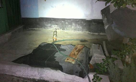 Жительница Донецкой области, пытавшаяся сжечь мужа, может сесть на 15 лет. ФОТОрепортаж