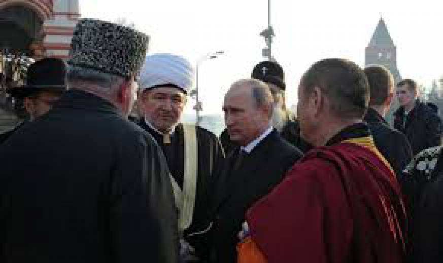 Россия не собирается сворачивать отношения с Украиной, - Путин