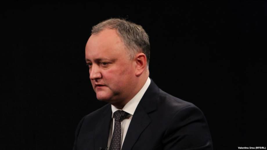 Президент Молдовы хочет подписать меморандум с ЕЭС