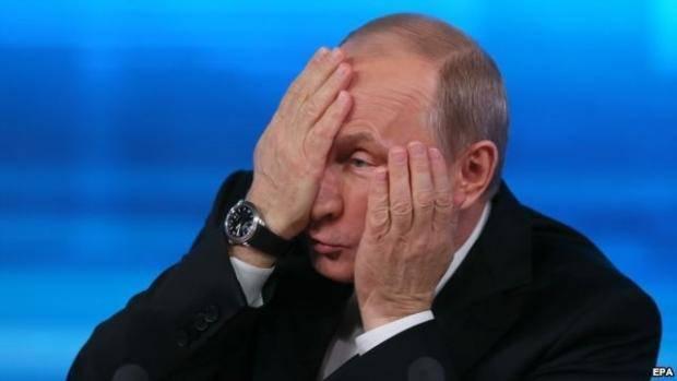 """Все, что Владимир Владимирович """"нацарював"""", пойдет по ветру: Доходы РФ 2019 года упадут до 20-летнего минимума"""