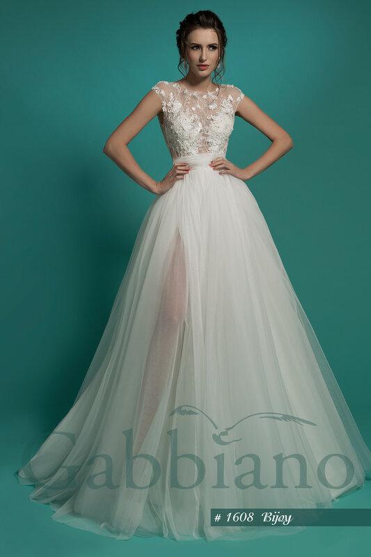 Свадебное платье Биджой