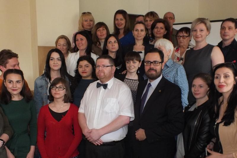 Психологи лечебницы на актуальном международном семинаре