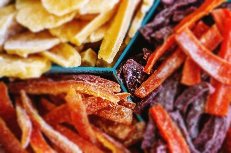 Как приготовить сухое варенье (крыжовник, клубника, абрикосы, вишня)