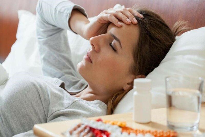 Продукты, нехватка которых вызывает головную боль