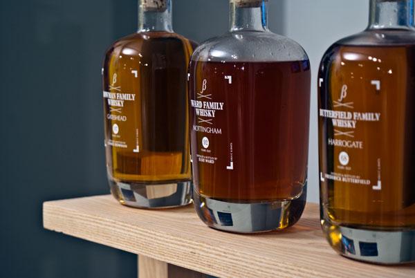 Коллекционный виски Gilpin Family Whisky производят исключительно под заказ. Изобрёл удивительны