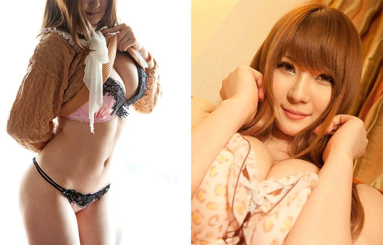 Родилась 24 мая 1991 года в Токио. Объём груди девушки составляет 100 см, она носит бюстгальтер