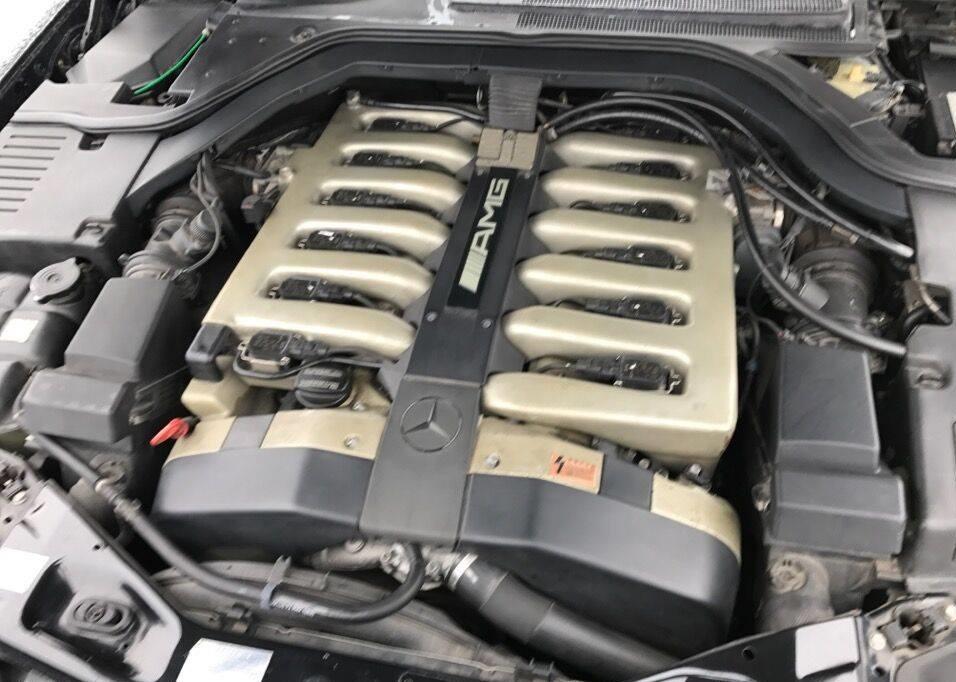 S600L 7.0 AMG — уникальный и очень редкий автомобиль , купит его в то время, через дилерский ц