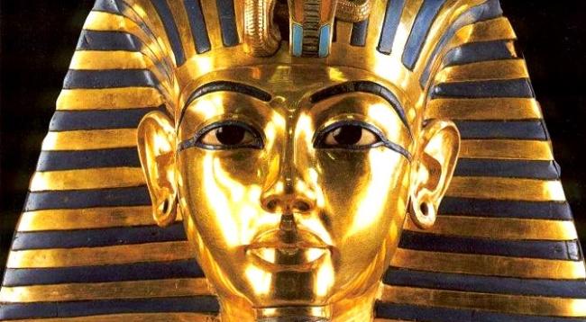 © mundoespiritual  Гробница Тутанхамона исам еевладелец изрядно пострадали современ открыти