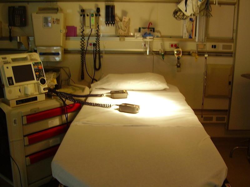 Больница потребовала команду эпидемиологов изучить состав воздуха. В результате совместного расследо